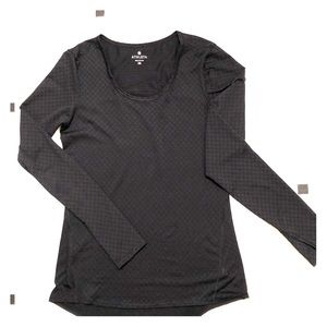 Athleta L/S workout top (XS)